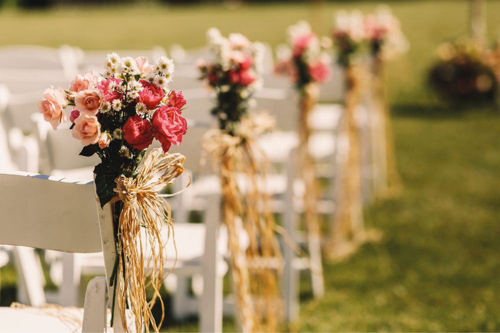 Creating Your Wedding Reception Seating Chart