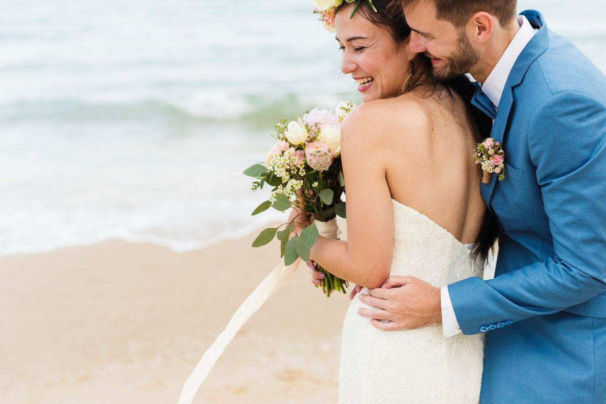 Five Steps to Create the Ultimate Beach Wedding