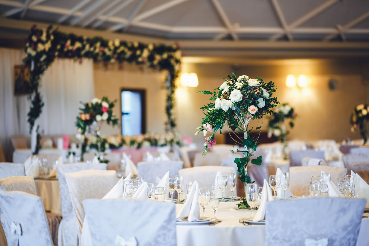 Everything You Should Rent for Your Wedding