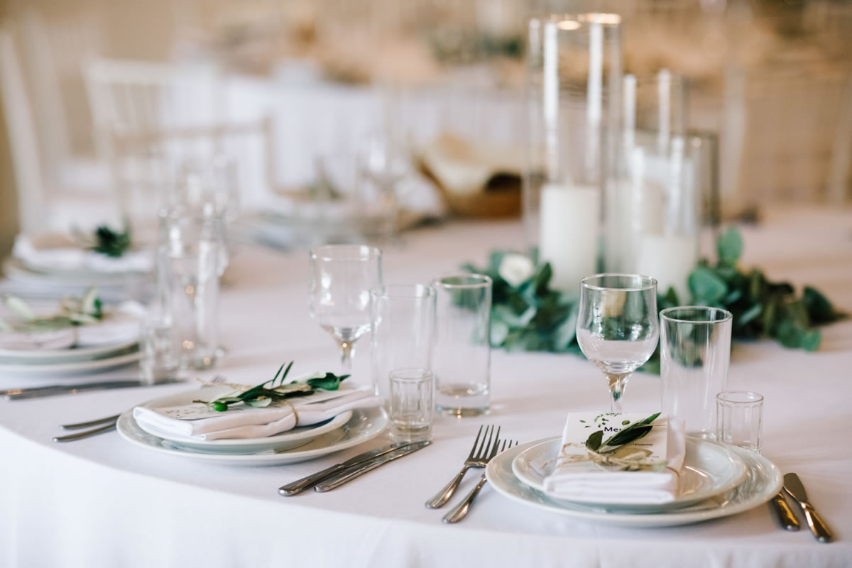 Four Small Details that You Should Not Forget on Your Wedding Day