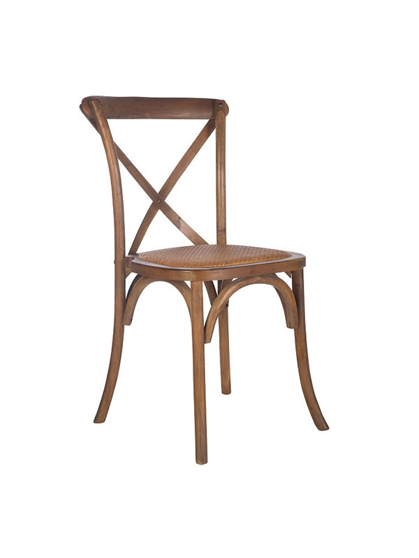 Dark French Country Chairr