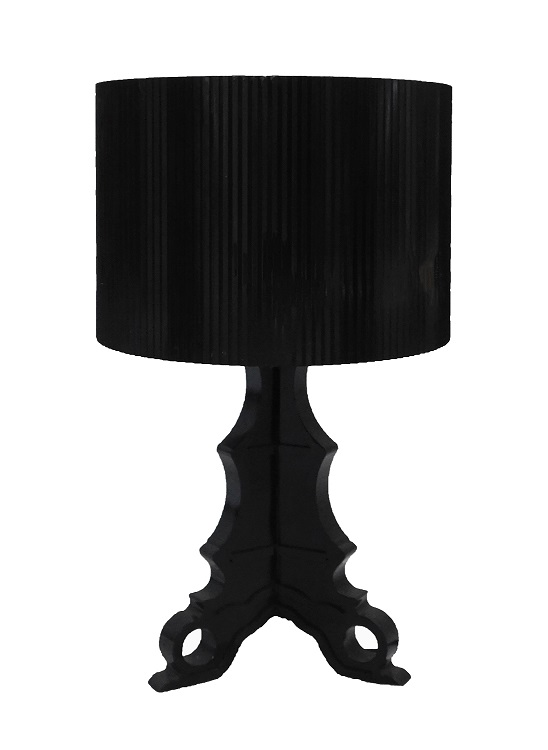 Bourgie Black Lamp